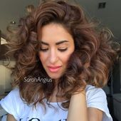 Big curls ❤️ Follow Me Rishita Surve•̀.̫•́✧