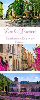 Vive la France: Die schönsten Ziele in der Provence