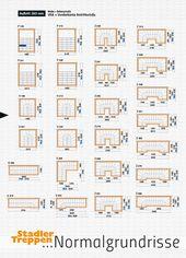 Der passende Grundriss für Ihre Treppe ǀ Stadler…