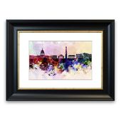 East Urban Home Framed Poster Washington Dc | Wayfair.de