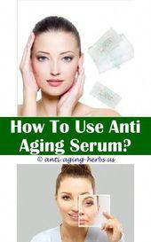 16+ Atemberaubende Anti-Aging Serum Moisturizer Ideen – #aging #AntiAgingSerum #atm … – Olive Oil Ideen