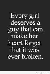 Jedes Mädchen verdient einen Mann ==> Mehr zu ift.tt/2BjEDoy   – Quotes