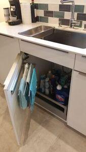 24 Crazy Creative Kitchen Storage Ideas