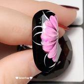 10 Beautiful Nail Art Trend – Nails Design Tutorials Videos | Part 10