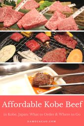 The place To Discover Inexpensive Kobe Beef In Kobe, Japan