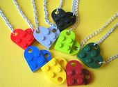 Simple LEGO Jewelry by Michelles Charm World – thebrickblogger.c …   – Lego Fun