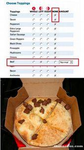 16 fois où on a carrément manqué de respect à la pizza