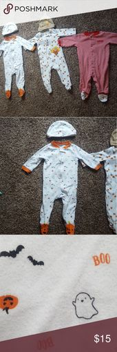 Carter's • Holiday Footed Sleepers- 6M Carter's • Sherpa Bodysuit & … – My Posh Picks