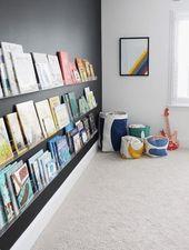 Die 15 besten Aufbewahrungsideen für Kinderzimmer und Spielzimmer