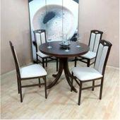 Esstisch Santamaria mit ausziehbarem Tisch und 4 Stühlen Brayden StudioBrayden …   – Products