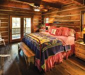 An Old-Fashioned Cabin in Pagosa Springs