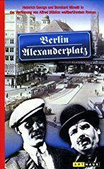 دانلود رایگان فیلم Berlin Alexanderplatz Die Geschichte Franz Biberkopfs 1931 Movie Posters Berlin Poster