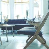 Eine alte Kabeltrommel wie Esstisch, Wegner Stühle, Recyclingfunde und Bastelprojekte …