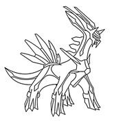 Dialga Coloring Page Pokemon Coloring Pages Pokemon Coloring Sheets Pokemon Coloring