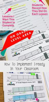 How To Implement I-ready In Your Classroom – Technology