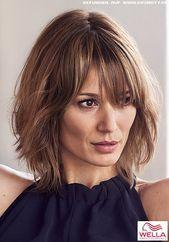Frisuren Bilder: Femininer Bob mit zarten Strähnen – Frisuren, Haare  llll➤ Entdecken Sie Fotos u…