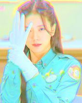 جيسو Kpop Hair Black Pink Blackpink