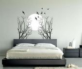 30+ Vintage Bedroom Wall Decals Design Ideas To Try