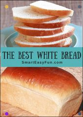 If You Love Homemade Bread, Like I Do, You Are Going To Love This Recipe Great T…