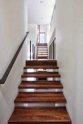 Hölzerne Treppen   – Home interiors