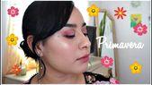 Maquillaje sencillo para primavera | Spring Makeup