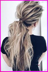 Best PonyTail Haircuts and Styles ideas for Womens with Long Brown Hair #brown #hair #haircuts #ideas #Long