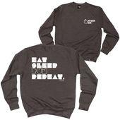 Wupi BAPE Fashion Long Sleeve Crew Neck Sweatshirt Sweater for Men//Women