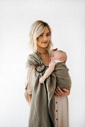 Baby Carrier Wild Bird Slings //