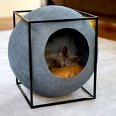 Cat furniture from Meyou is also chic living acces …