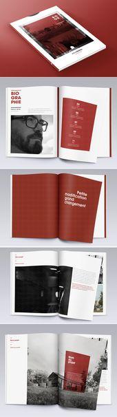 #darchitectes #typographie #minimalist #editorial #portfolio    – graphisme