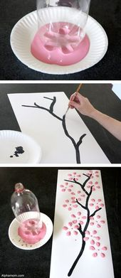DIY wall artwork utilizing an empty 2 liter bottle! — Straightforward DIY craft concepts for adults for the house, for enjoyable…