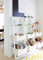 44 besten Spielzeug Speicher Ideen, die Kinder lieben werden