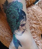 Forum zum Entfernen von Tätowierungen? Ich habe ein neues Tattoo Ich liebe es Inspiration @jeanpaulmara …