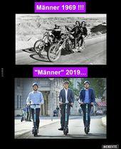 Hombres 1969 Hombres 2019 Lustige Geburtstagsbilder Fur Manner