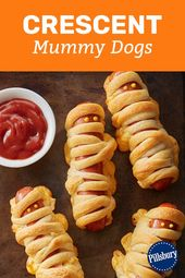 Crescent Mummy Dogs