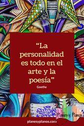 el arte necesita de personalidad, sentimientos y emoción #frases #motivacion #a…