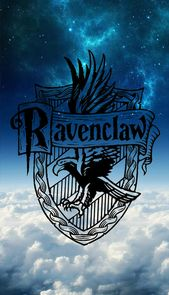 Hogwarts house: Ravenclaw Phone background/wallpaper. Has ravenclaw symbol use o…