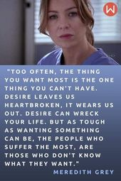 12 Meredith Gray Quotes That Will Educate You How To Reside
