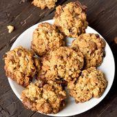 Oatmeal biscuits recipe