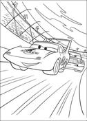 The King Racing From Disney Cars Cars Coloring Pages Coloring Pages Disney Coloring Pages