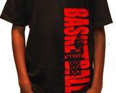 Spaßbasketballt-shirt für Jungen und Mädchen; Jungen Basketball Tee; Basketball Mädchen Geschenk   – Basketball