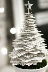 Buchen Sie die Hallen: Bookish Holiday Decor   – books