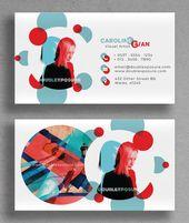 Illustrator Business Card Elegant Business Card Design
