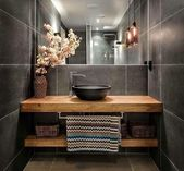 9 Design Tips for a Modern Bathroom Makeover – #ba…