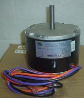 68j97 Motor 1 6 Hp 1 Phase 208 230v Hvac Controls Fan Motor Electric Motor For Car