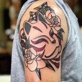 tatouages japonais pour les femmes #Japanesetattoos   – Japanese tattoos