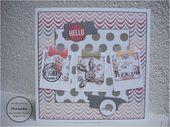 Miranda's Creaties: Thema dag #22: polaroid meisjes – Cards & tags – MD