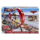 Disney Pixar Cars Raketenrennen-Trackset – Sport