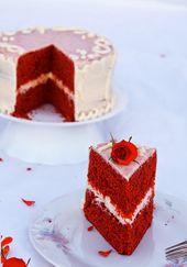 bulutağacı: Red Velvet Cake / Kırmızı Kadife Kek