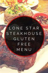 Lone Star Steakhouse Gluten Free Menu Gluten Free Menu Gluten Free Guidelines Gluten Free Restaurants